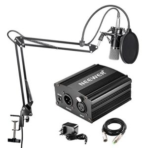 KIT Neewer NW-700 - Microfono Professionale a condensatore