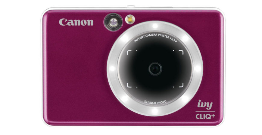 Canon affronta Instax di Fujifilm con le sue telecamere rapide IVY – Engadget