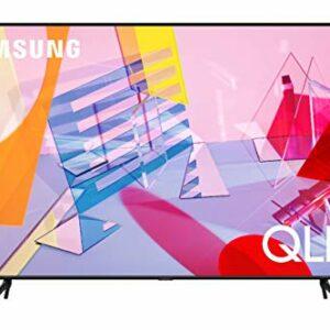 """Samsung QE55Q60TAUXZT Serie Q60T QLED Smart TV 55"""", Ultra HD 4K, Wi-Fi, Black, 2020"""