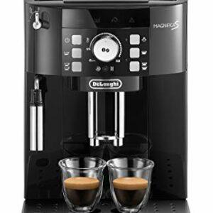 DeLonghi Magnifica S ECAM21.110.B Macchina da Caffè Automatica per Espresso e Cappuccino